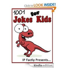 FREE Kindle Book | 1001 Jokes for Kids