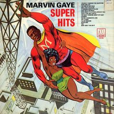 """super hits"" marvin gaye 1970"