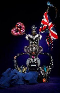 Harrods Diamond Jubilee Crowns - Lanvin