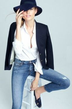 #cool classics  #jean #new #fashion #nice  www.2dayslook.com
