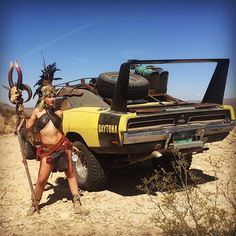 Here's a sneak peak photo from a shoot I did at Wasteland Weekend with @johanclicks  This was my first time going to this event and I fell in love with it. I met so many wonderful souls there and felt like a real bad ass in the heat thank you everyone!! Till next year wasteland   #wastelandweekend #wasteland #wastelander #postapocalyptic #cosplay #wastelandweekend2015