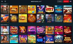 Register your account at MEGASLOT Casino and get 100 free spins bonus! In addition, get a 100% match bonus on your first deposit. All new players welcome.   Megaslot is a new online casino that went live in mid June 2020. It is not the first rodeo of N1 Interactive – the company running it, as well as a dozen online casino brands including CrazyFox, Loki Casino, Gunsbet and EUSlot, and Paradise. Without further ado, let's see if Megaslot is an improvement over its sister sites! 100 Free, News Online, News Games, Online Casino, Rodeo, Loki, The 100, Paradise, June