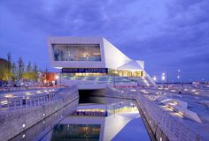 3XN architects: museum of liverpool now complete