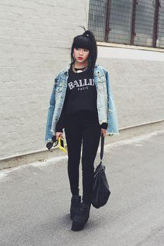 BALLIN Paris by Alex & Chloe.    Available at WWW.ALEXANDCHLOE.COM