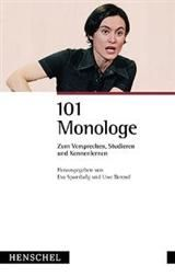 101 Monologe   Spambalg / Berend   Buch (Cover)