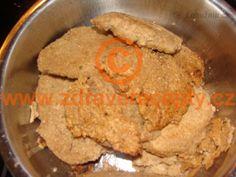 recept Pohankové placky
