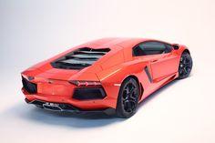 2012 Lamborghini Aventador LP700-4 Source: Autoblog
