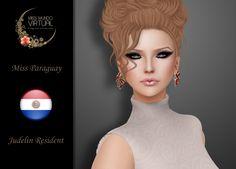 https://flic.kr/p/xYddFw | Miss Paraguay - Judelin Resident | Aquí están! Tenemos el inmenso honor de presentales a las Candidatas Oficiales a Miss Mundo Virtual 2016, una de ellas será la próxima representante de la Belleza Latina.