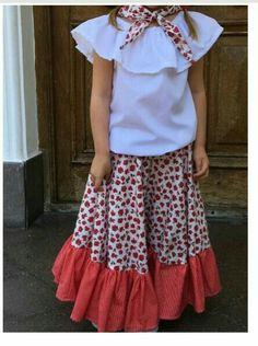 0c492d5ea Novedades Paola: Pasos para Confeccionar una Falda de Danza ...