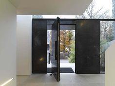 Black-Modern-Door-Design