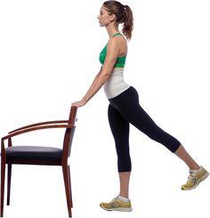 5 ćwiczeń zkrzesłem wykop