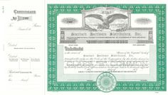 Corporate Publishing Custom Capital Stock Certificate - Goes #364 https://www.corporatepublishingcompany.com/product/goes-364-certificates