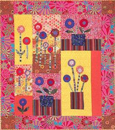 Summer Chelsea Quilt Fabric Pack                           From Kaffe Quilts Again