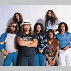 Lynyrd Skynyrd was the definitive Southern rock band, fusing the overdriven power of blues-rock with a rebellious Southern image and a hard rock swagger. Start Listening on Slacker.