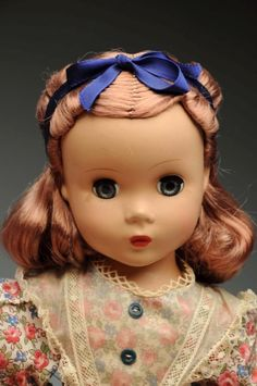 "Madame Alexander ""Little Women"" Dolls. Lot 155 - ""Beth""."