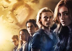 The Final Poster for 'The Mortal Instruments: City of Bones'
