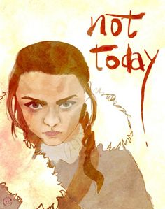 Arya Stark - Gra o Tron / Game of Thrones