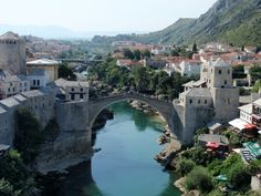 Mostar - Bosnia Herzegovina: One of the most amazing places I've ever been...