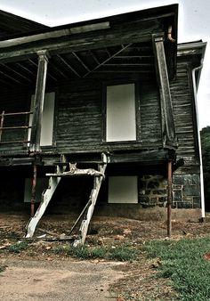 bingo. ghost town in delaware state park