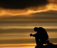 Blog de Santo Afonso: 'A oração é luta'
