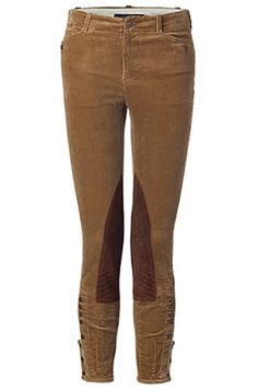 Washed Tan Corduroy Riding Pants by Polo Ralph Lauren. - Riding pants are  very cool 9d2de2de542e
