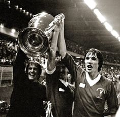 Final European cup 1981 Liverpool vs Real Madrid
