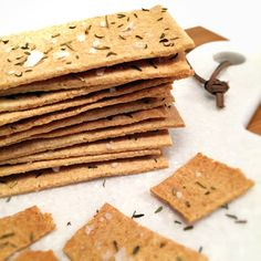 *** MUST Consume All The Same Day Or The Crackers Will Get Soft/Pliable *** Make 1/2 Batch or Full Batch if you're going to share and consume all the same day. This Recipe Has Been Tested and It Is Great ***  Paleo Onion Crackers with Thyme, Rosemary, and Sea Salt