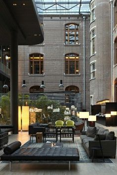 The Conservatorium Hotel, Amsterdam                                                                                                                                                      More