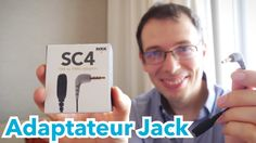 [Unboxing & test] RØDE SC4 Adaptateur Jack TRS vers TRRS - from #rosalys at www.rosalys.net - work licensed under Creative Commons Attribution-Noncommercial