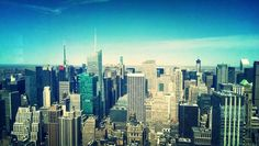 63rd floor empire state view