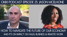 """How soon did you make sales calls when the COVID-19 lockdowns first hit?! Jason McElhone is not a stranger to making sales calls in the middle of an economic crisis!  In fact, that is how I learned about him and his company!  I first discovered Jason, he posted a video on LinkedIn titled """"Never Stop Selling"""". He talked about experiencing 9/11 and watching his life, and his finances flash before his eyes, and making sales calls two weeks after that event and gaining money back for his… Work Opportunities, The Future Of Us, It Network, Entrepreneur Quotes, His Eyes, Finance, Thoughts, Learning"""