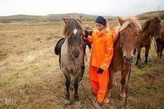 Love the rainsuit Rain Suit, Heavy Rubber, Rain Gear, Horseback Riding, Rain Jacket, Raincoat, Photos, Images, Orange