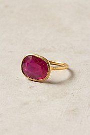 Thulian Pedestal Ring