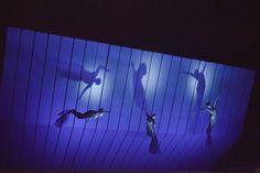Rhine Maidens - Das Rheingold at the Met