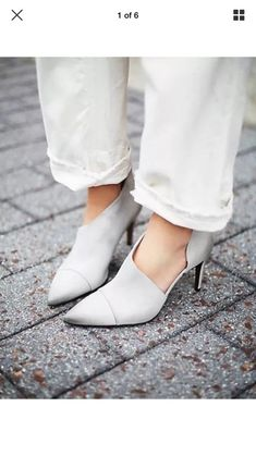 040c587126d BNWT Free People Silver Lining Heels Gray in Box Size 7 Womens Originally   165  fashion  clothing  shoes  accessories  womensshoes  heels (ebay link)