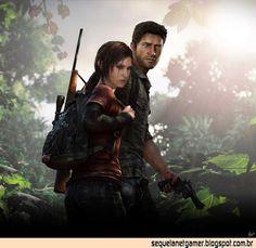 nathan drake and lara croft | Não, é Lara Croft e Nathan Drake . hahaha