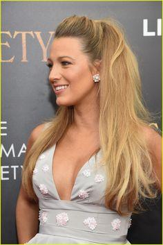 Blake Lively Rocks Short Dress at 'Cafe Society' NY Premiere! | blake lively…