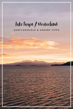 Lake Taupo – der grö