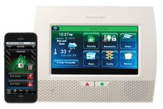 Honeywell LYNX L7000 Wireless Security System by GEOARM Security #honeywell #security #products #services #diy #new
