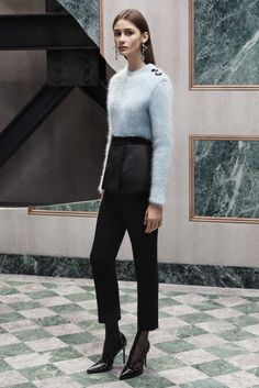 Balenciaga Pre-Fall 2015  (15)  - Shows - Fashion