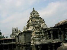 The Draksharama temple in East Godavari dist, the first of the Pancharama Kshetras.