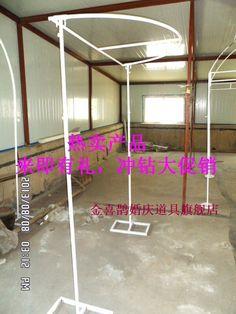 Arch semicircle pavilion 1.5 meters width of single beam shelf wedding props supplies wholesale