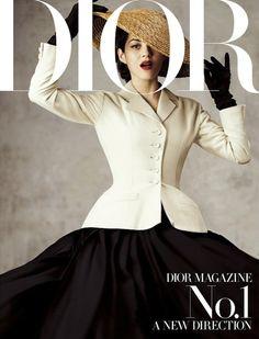 Marion Cotillard Covers Dior Magazine Issue No.1 - Coco's Tea Party