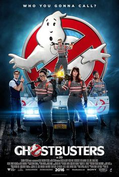 Ghostbusters 2016.  Have you seen it yet?  What do YOU think?