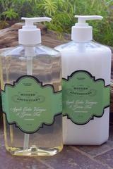 Hair Shampoo - Apple Cider & Green Tea