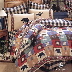 The Woods Rustic Comforter Set