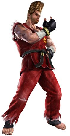 View an image titled 'Paul Phoenix Art' in our Tekken 6 art gallery featuring official character designs, concept art, and promo pictures. Art Of Fighting, Fighting Games, King Of Fighters, Video Game Characters, Comic Book Characters, Game Character Design, Character Art, Tekken 7 Jin, Tekken Wallpaper