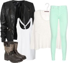 """""""My outfit."""" by ramayanna ❤ liked on Polyvore"""