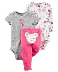 Cheap girl bebe, Buy Quality bebe kids directly from China 3 pcs set Suppliers: 2018 baby boy girl bebes kids clothes suits 3 pcs sets The mouse roupas de clothes pijama cueca infantil pijama minions Baby Girl Pants, Carters Baby Girl, Cute Baby Girl, Baby Boy, Baby Girls, Girls Pants, Outfits Niños, Kids Outfits, Baby Girl Fashion