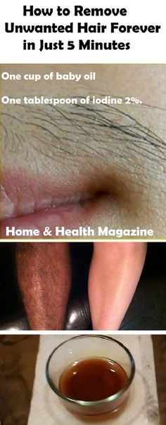 Do you want to get rid of body hair from certain parts of your body?